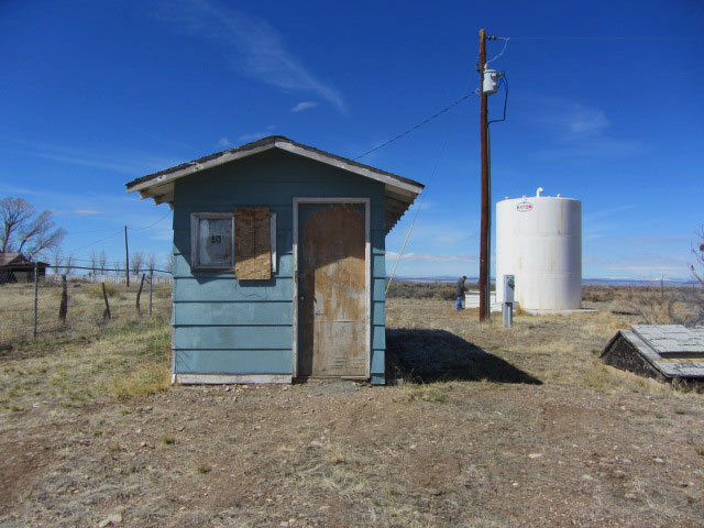 Existing Well House/Treatment Building