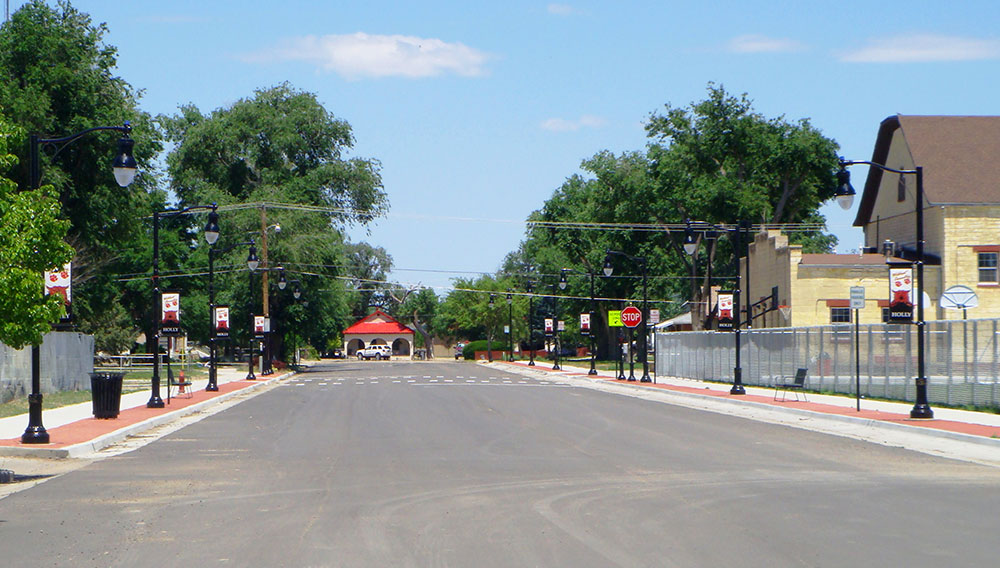 Town of Holly