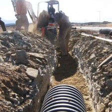 Huerfano School District Stormwater Improvements