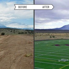 Huerfano School District - Before & After