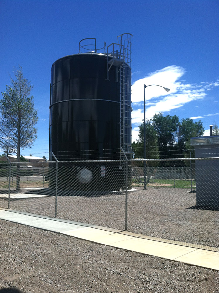 Town of La Jara New Water System Improvements